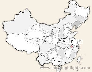 Huangshanmap