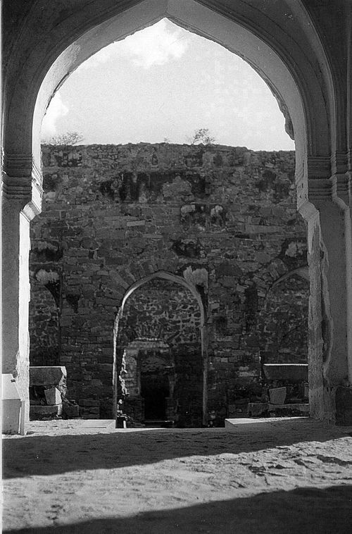 An Archway.