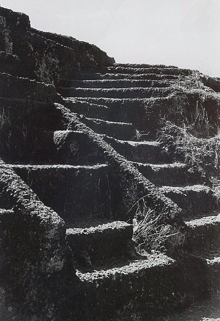 Borivali National Park: Steps