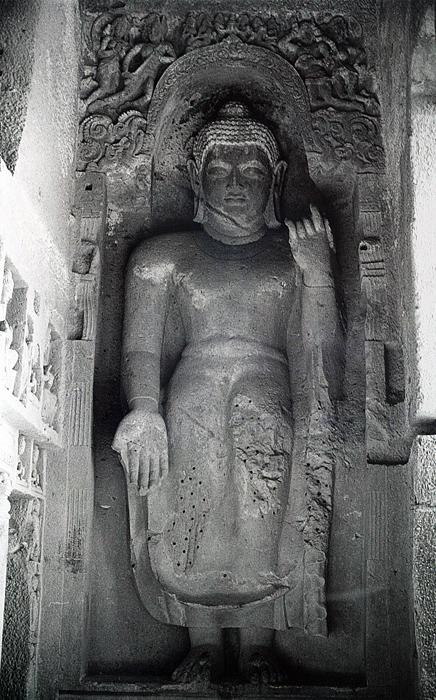 Borivali National Park: A Buddha