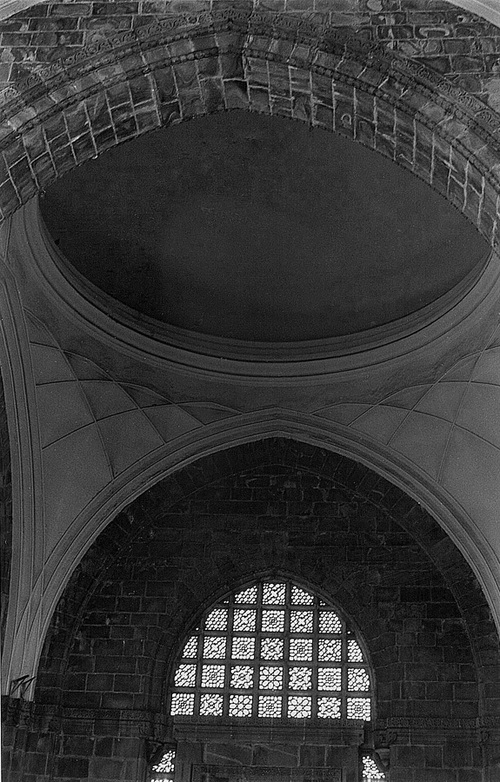 Gateway Of India: The Ceiling