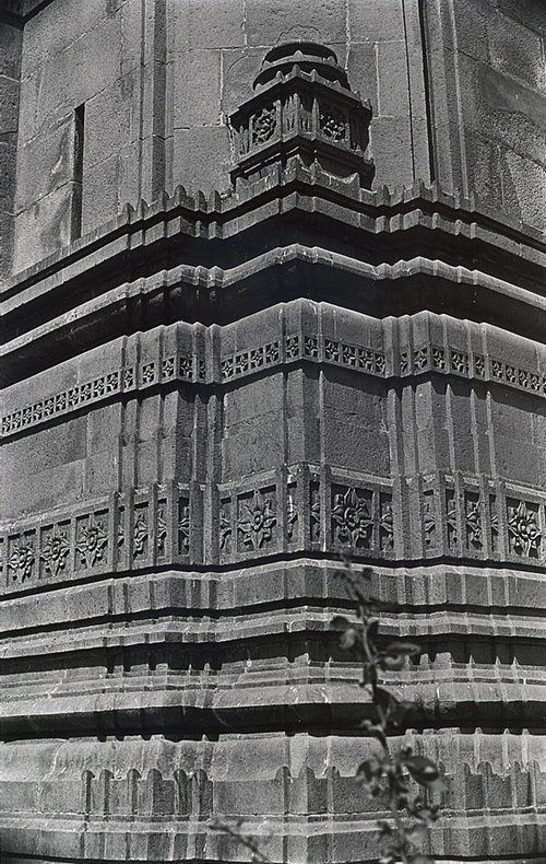 Gateway Of India: Detail At The Base