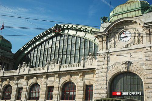 Basel SBB Station